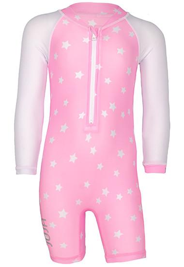JUJA swim suit stars pink